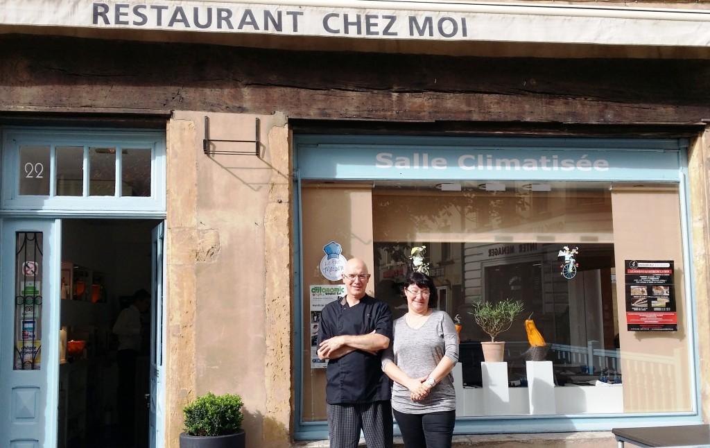 José et Isabelle Roir © SK