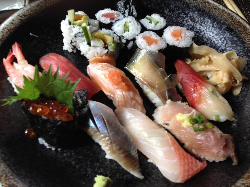 Sushi royal © GP