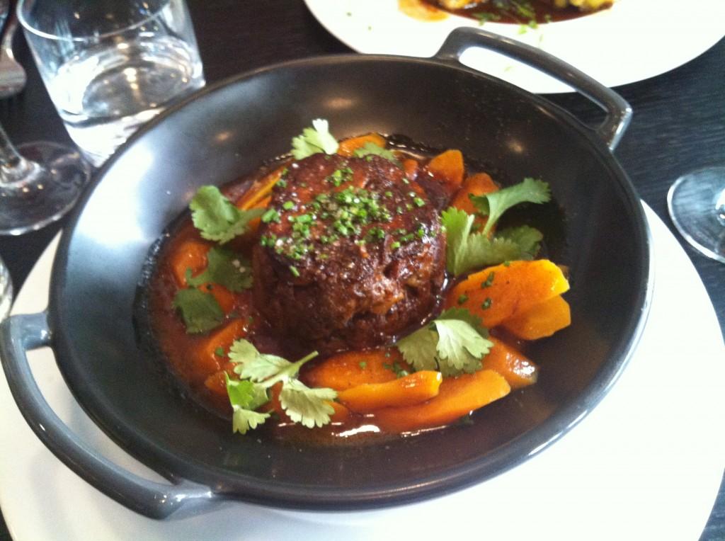 Agneau aux carottes © AN
