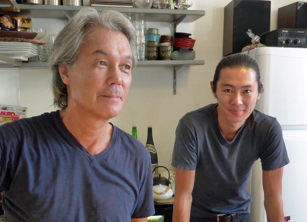 Katsutoshi et Yo ©AA