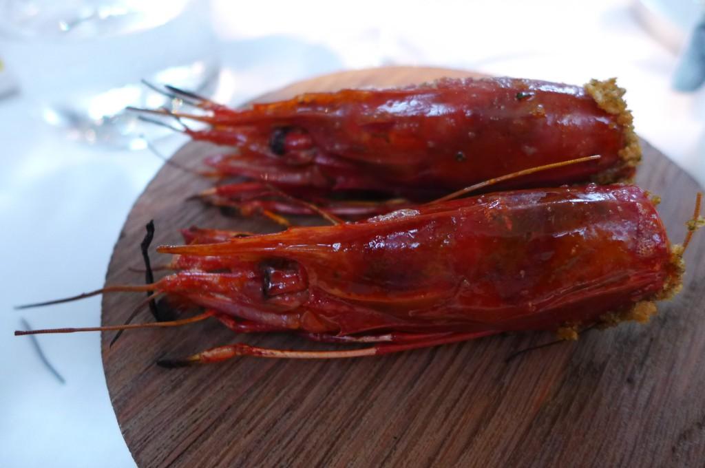 Têtes de crevettes © GP