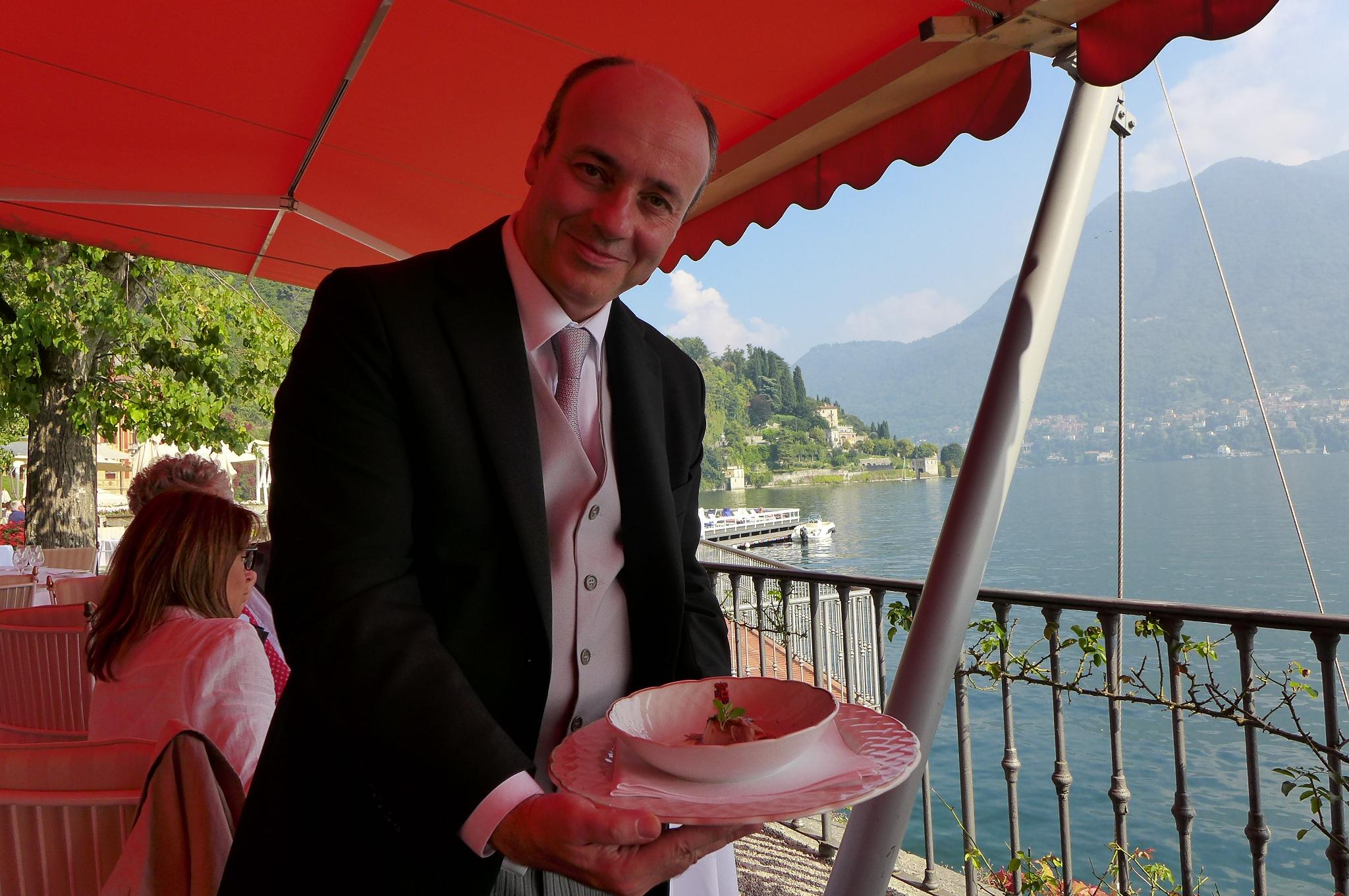 La v randa la villa d este restaurant cernobbio for Dans nos coeurs 35