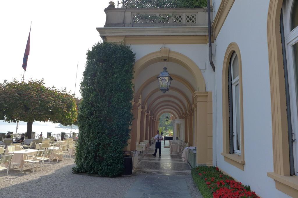 A la Villa d'Este © GP