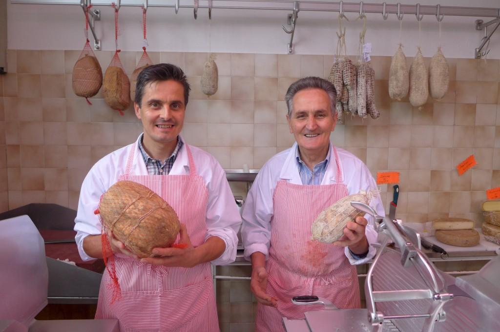 Corrado et Giacomo Pradella © GP