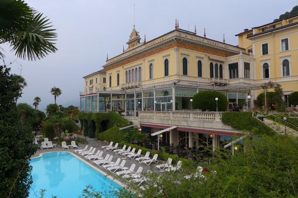 Grand Hotel Villa Serbelloni © GP