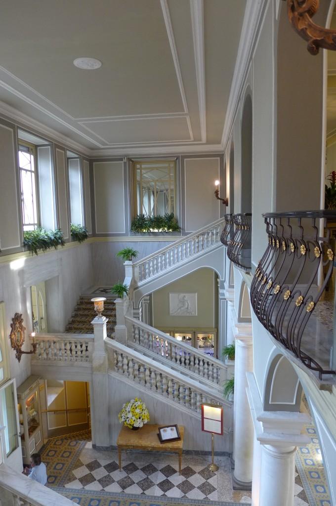 Escalier © GP