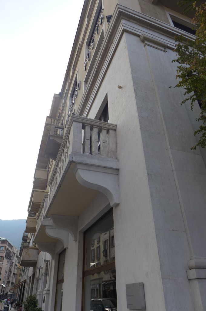 L'immeuble © GP