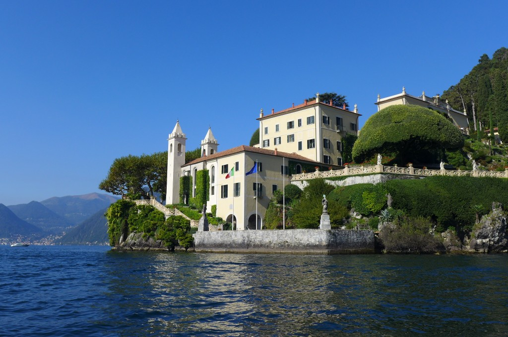 Villa del Balbiano © GP