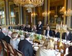 Paris 7e: mon déjeuner chez l'ambassadrice