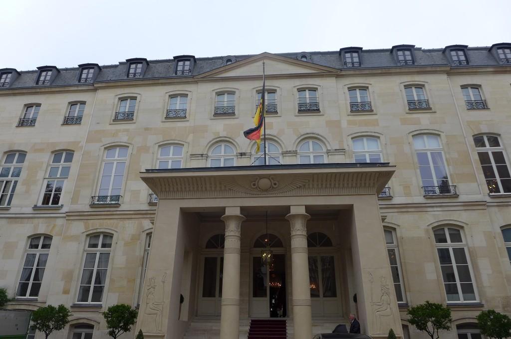 Hôtel de Beauharnais © GP