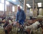 Zoufftgen: la ferme de Nicolas