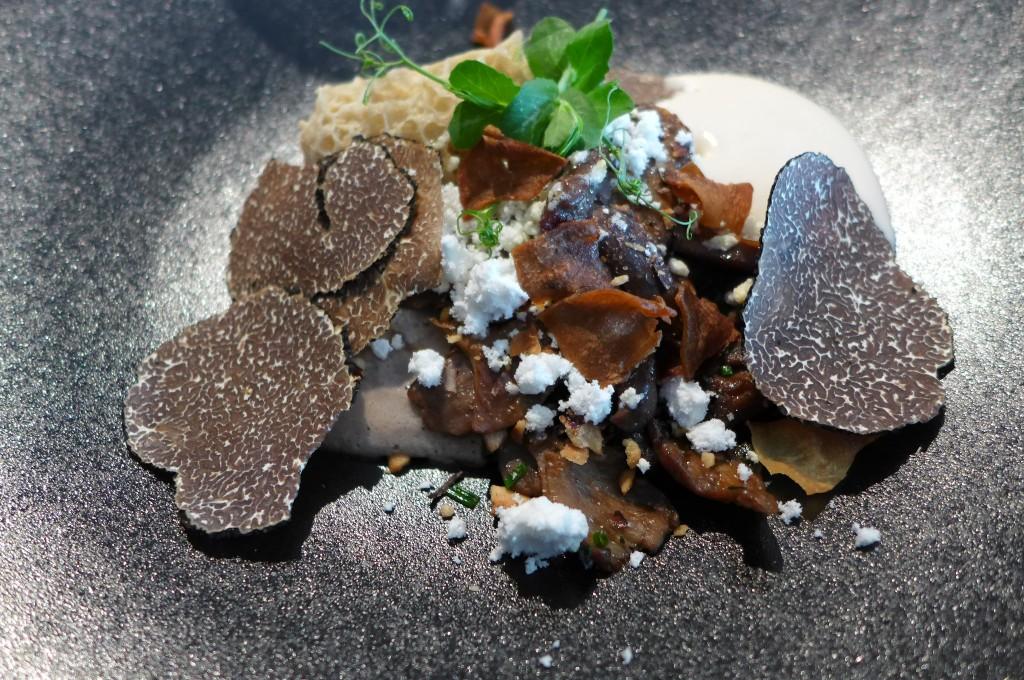 Truffes et champignons © GP