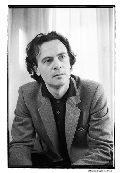 Patrick Modiano © Maurice Rougemont