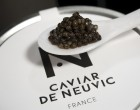 Neuvic: un caviar à la française