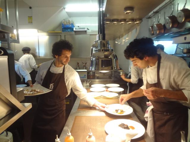 Jose Avillez en cuisine © GP