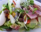 Salade façon niçoise au thon © GP