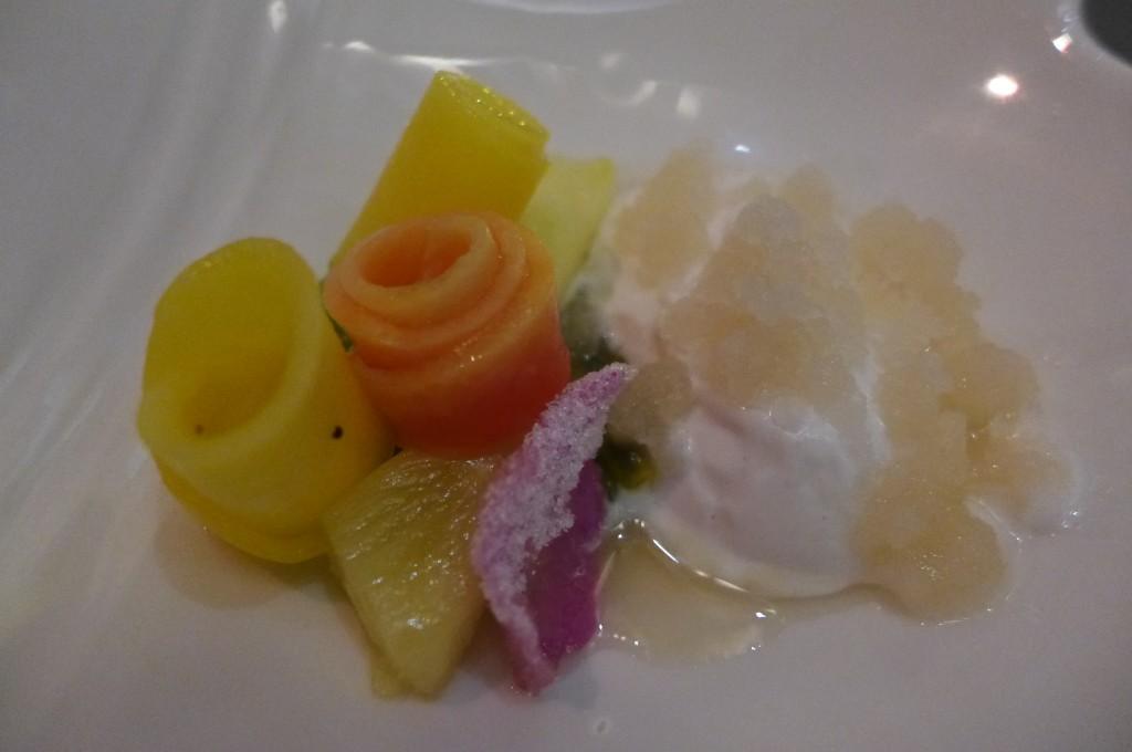 Salade de fruits exotiques © GP