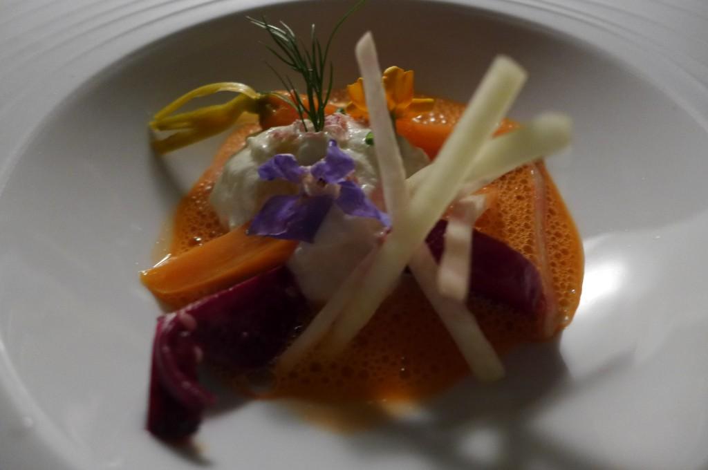 Pêle mêle de carottes et betteraves © GP