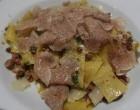 Pappardelle à la truffe blanche © GP
