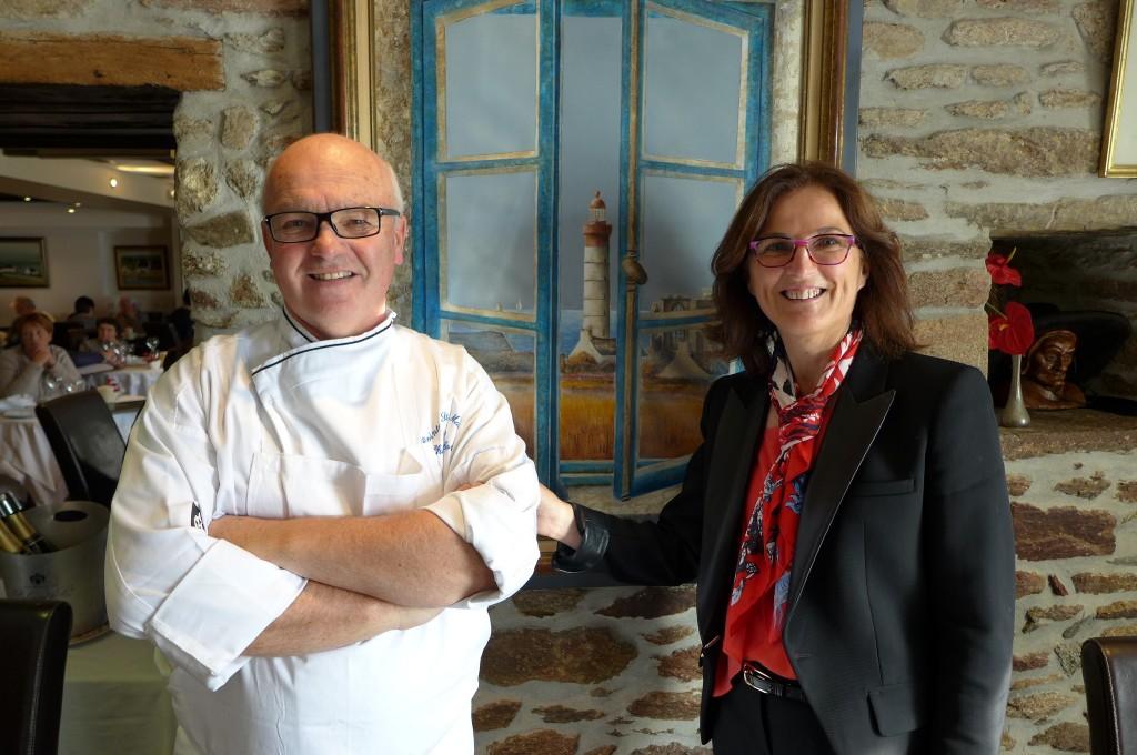 Philippe et Brigitte Corre © GP