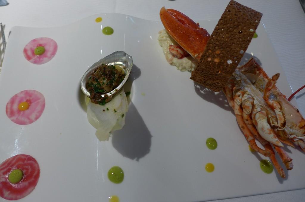 La pince de homard © GP
