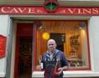 Jean-Marc Abiven devant sa boutique © GP