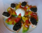 Crabe et caviar © GP