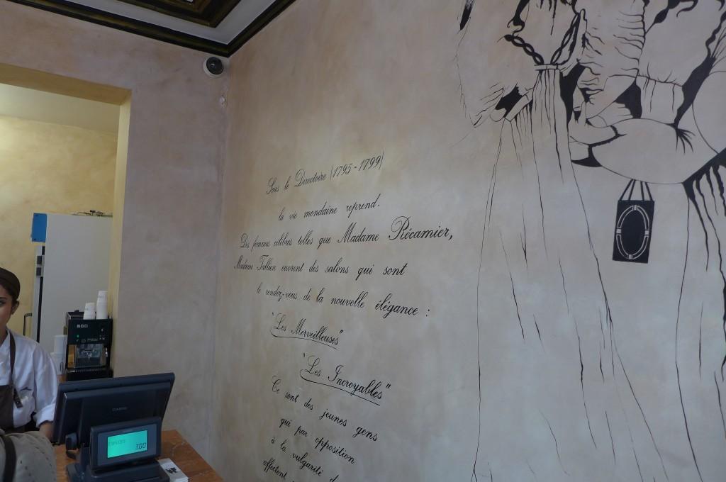 Le mur © GP