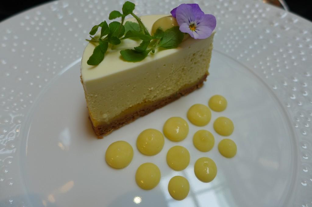 Cheese-cake © GP
