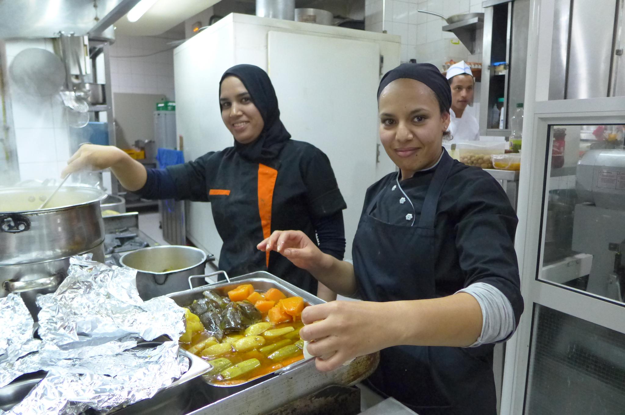Le restaurant la maison arabe restaurant marrakech for Dans nos coeurs 35