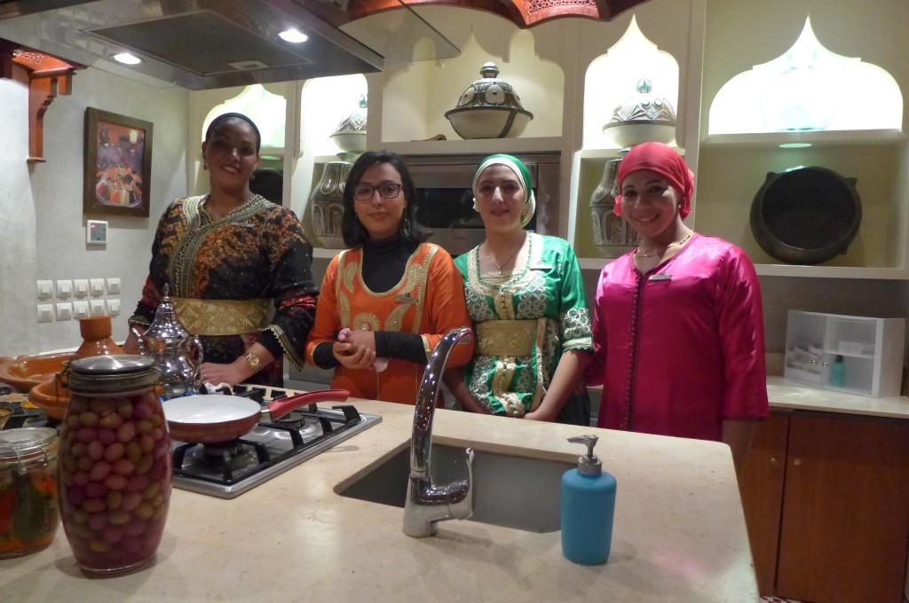 L 39 atelier de cuisine de la maison arabe cour de cuisine for Atelier cuisine marrakech