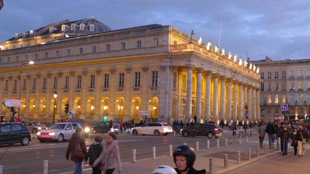 Le Grand Théâtre © GP