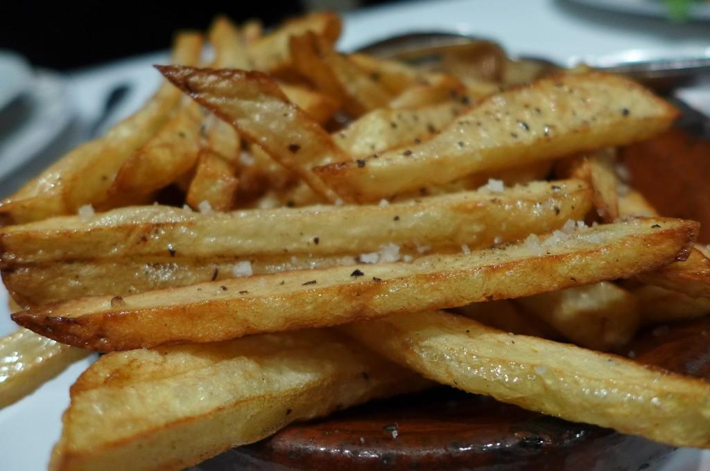 Les frites © GP
