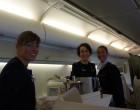 En club avec Air-France