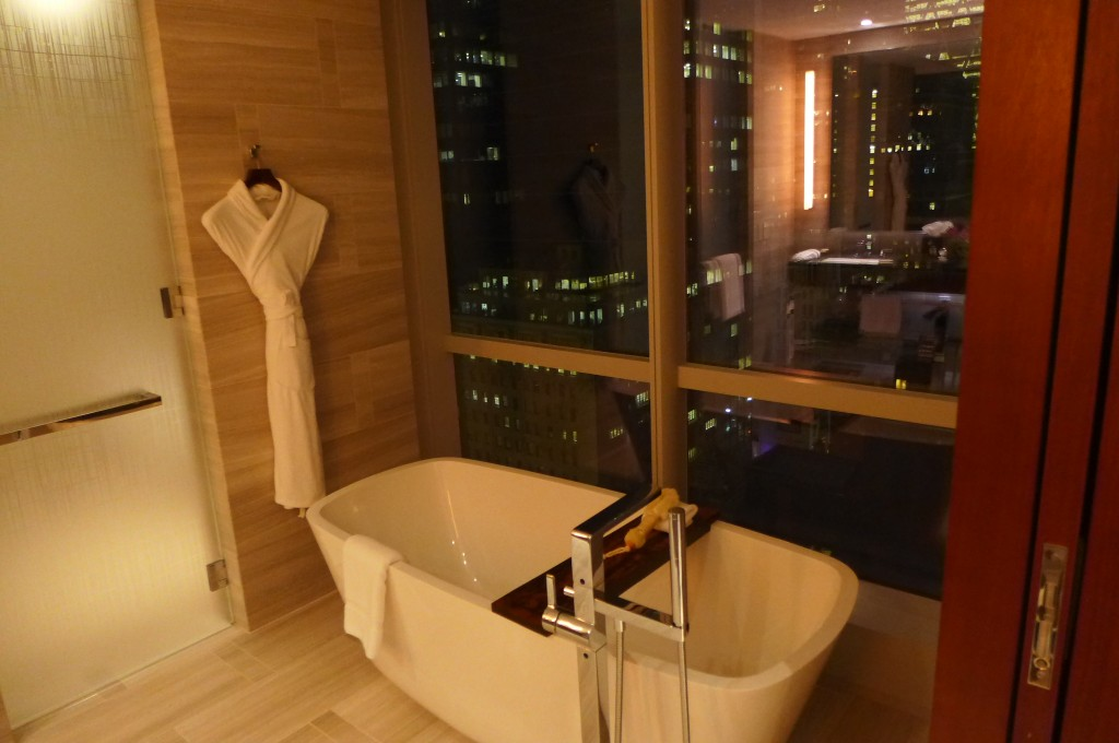Une salle de bain © GP