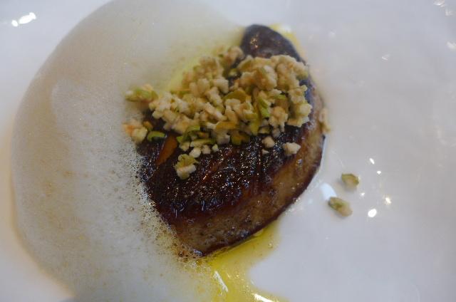 Foie gras aux pommes © GP