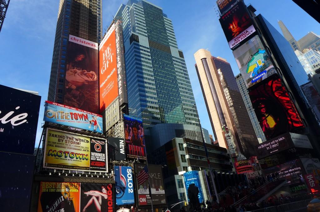 Sur Broadway © GP