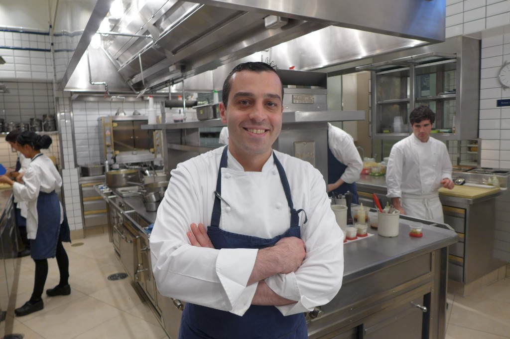 Le chef Eli Kaimeh ©GP
