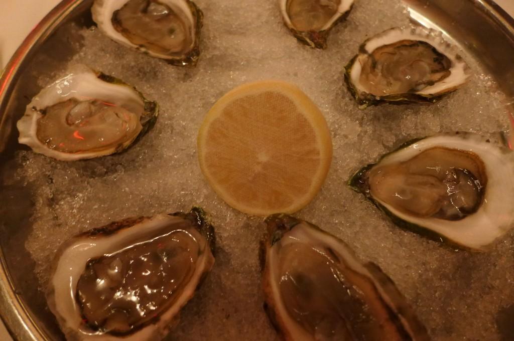Huîtres du Rhode Island © GP