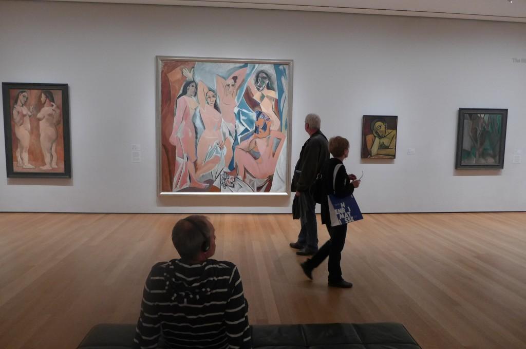 Au MOMA © GP