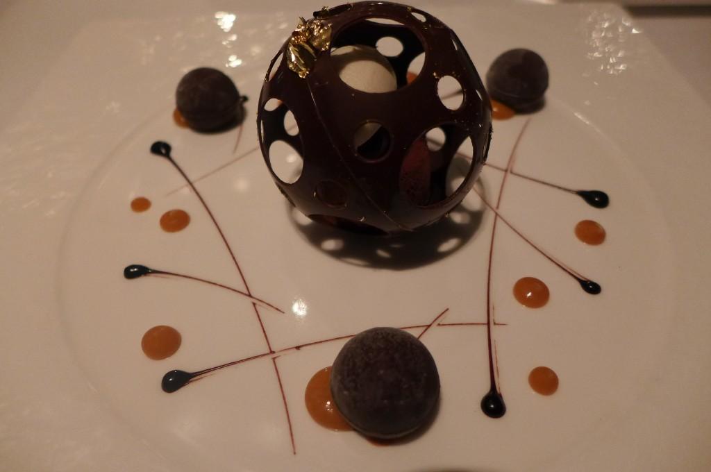 Chocolat crémeux © GP