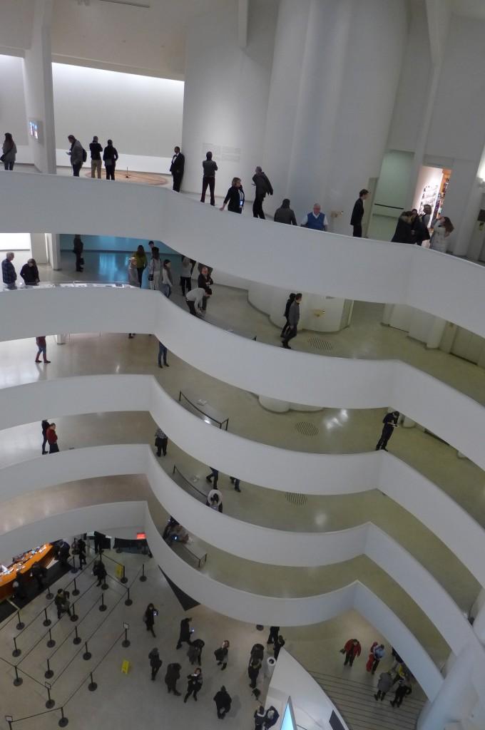 Au Guggenheim © GP