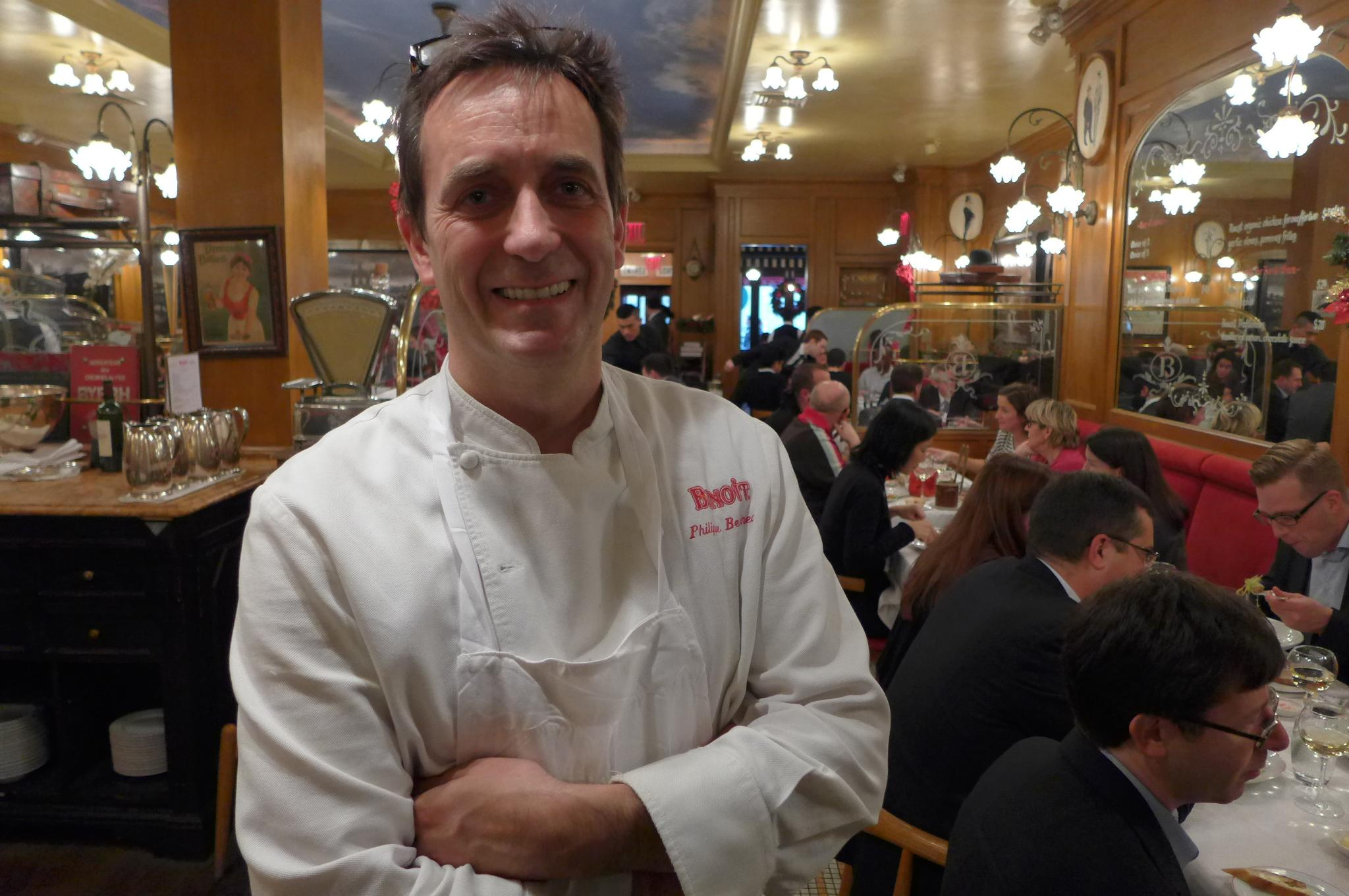 Benoit bistro restaurant new york beno t aussi bon qu 39 for Dans nos coeurs 35