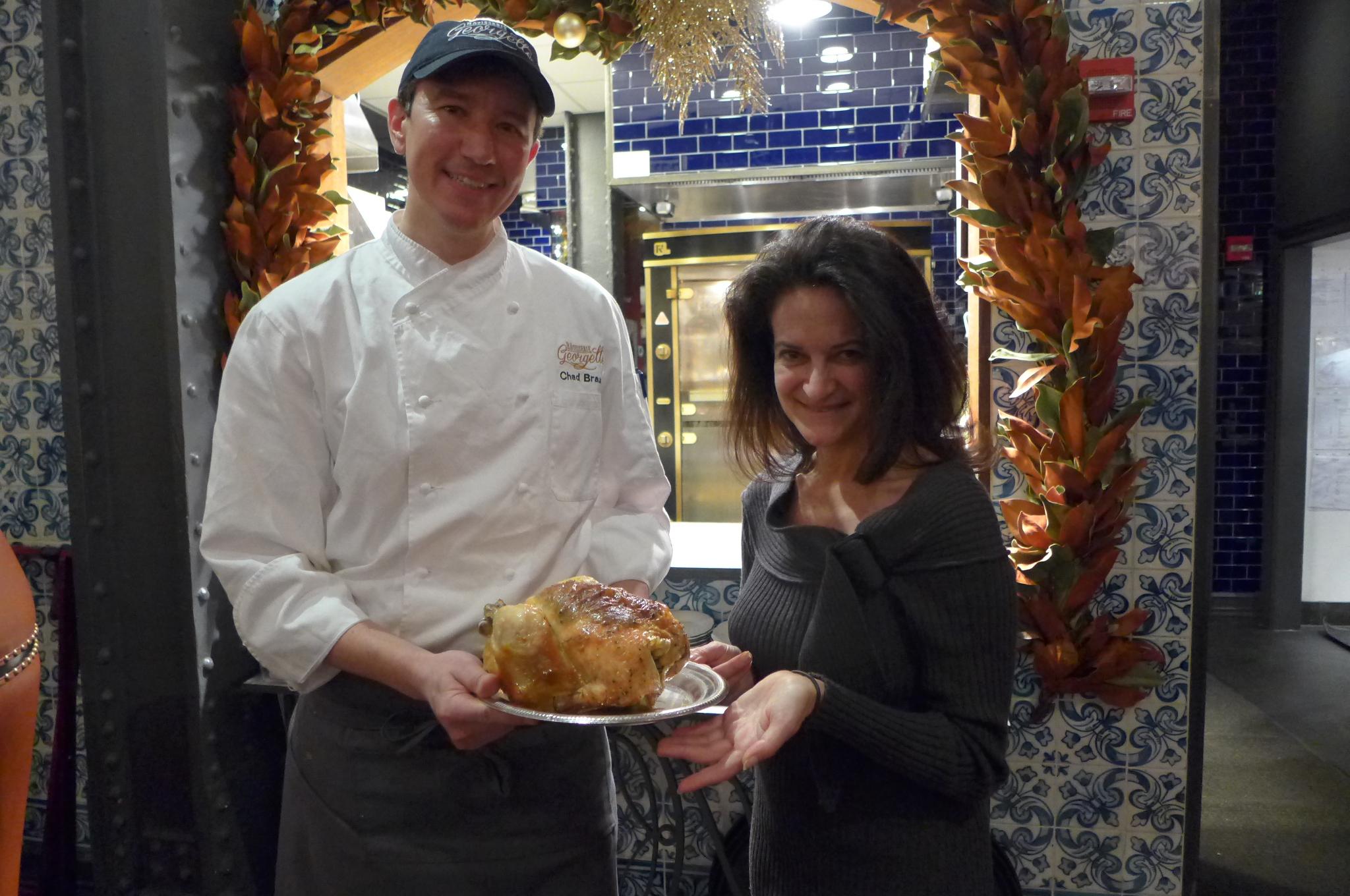 R tisserie georgette restaurant new york un bon poulet for Dans nos coeurs 35