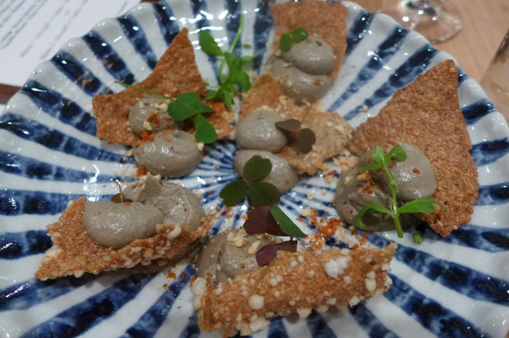 Quinoa et aubergine © GP