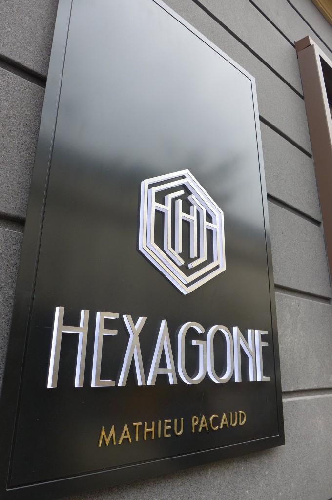 Enseigne de l'Hexagone ©GP