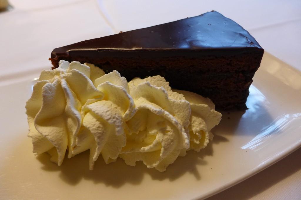 Sacher torte © GP