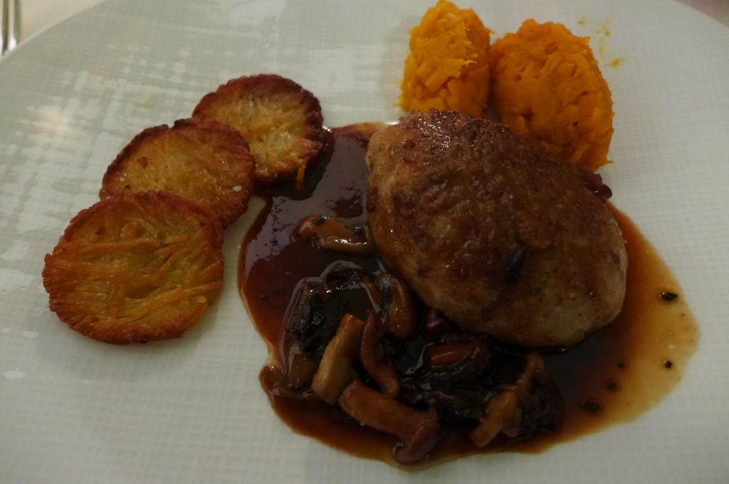 Pied de porc truffé © GP