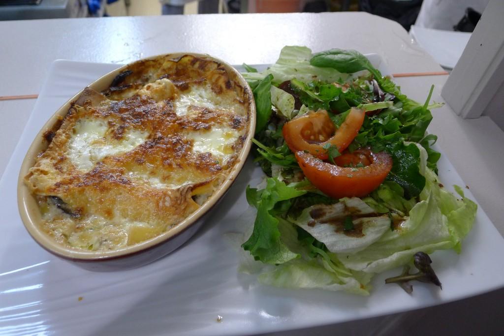 Lasagnes de légumes ©JPE