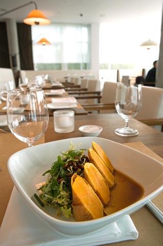 """Restaurant """"Perry Street"""", chef   Jean-Georges Vongerichten"""